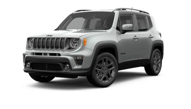 New 2019 Jeep Renegade HIGH ALTITUDE 4X4 Sport Utility in Warwick, RI