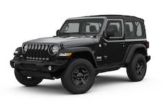 New 2019 Jeep Wrangler SPORT 4X4 Sport Utility in Warwick, RI