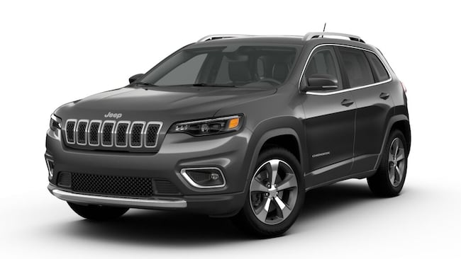 New 2019 Jeep Cherokee LIMITED 4X4 Sport Utility in Warwick, RI