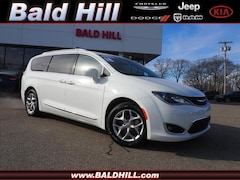 2018 Chrysler Pacifica Touring L Van 9-Speed Shiftable Automatic 2C4RC1BG3JR291714
