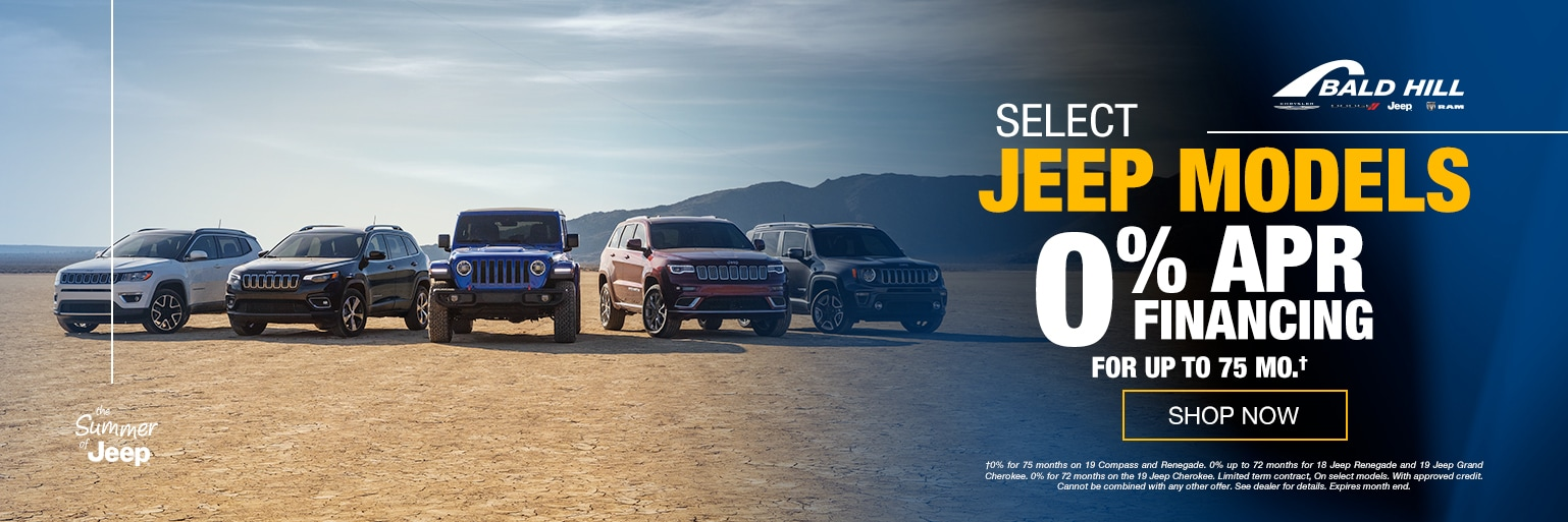 Bald Hill Jeep Best New Car Release 2020