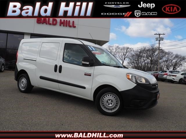 2017 Ram ProMaster City 9-Speed Shiftable Automatic ZFBERFAB0H6D60270