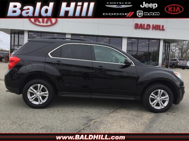 Used 2013 Chevrolet Equinox 1LT AWD SUV Shiftable Automatic 2GNFLEE32D6213540 in Warwick