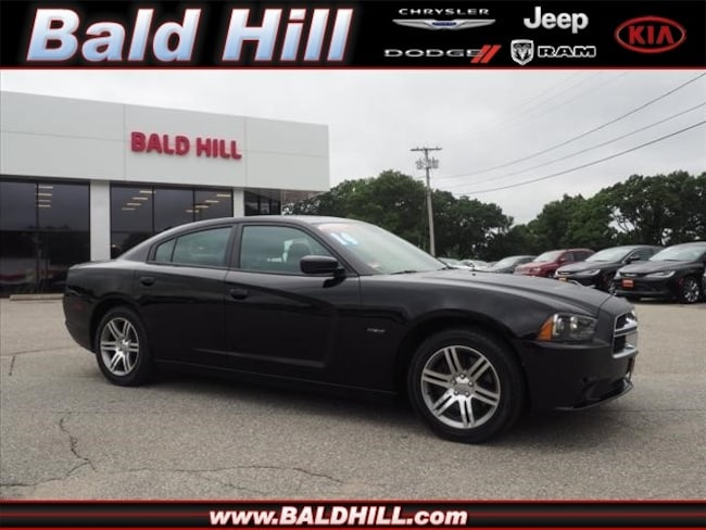 Certified Used 2014 Dodge Charger R/T Sedan Shiftable Automatic 2C3CDXCT8EH155760 in Warwick