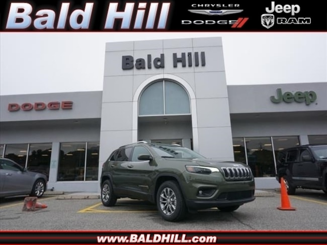 New 2019 Jeep Cherokee LATITUDE PLUS 4X4 Sport Utility in Warwick, RI