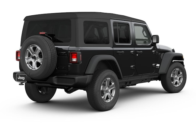 New 2019 Jeep Wrangler UNLIMITED SPORT S 4X4 for sale in ...