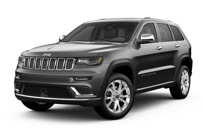 New 2019 Jeep Grand Cherokee SUMMIT 4X4 Sport Utility in Warwick, RI