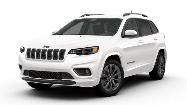 New 2019 Jeep Cherokee HIGH ALTITUDE 4X4 Sport Utility in Warwick, RI