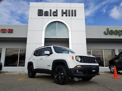 New 2018 Jeep Renegade ALTITUDE 4X4 Sport Utility in Warwick, RI