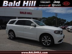 2015 Dodge Durango R/T SUV 8-Speed Shiftable Automatic 1C4SDJCT2FC703437