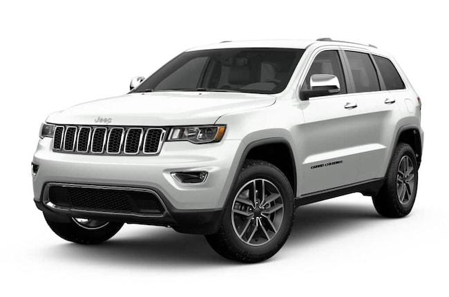New 2019 Jeep Grand Cherokee LIMITED 4X4 Sport Utility in Warwick, RI