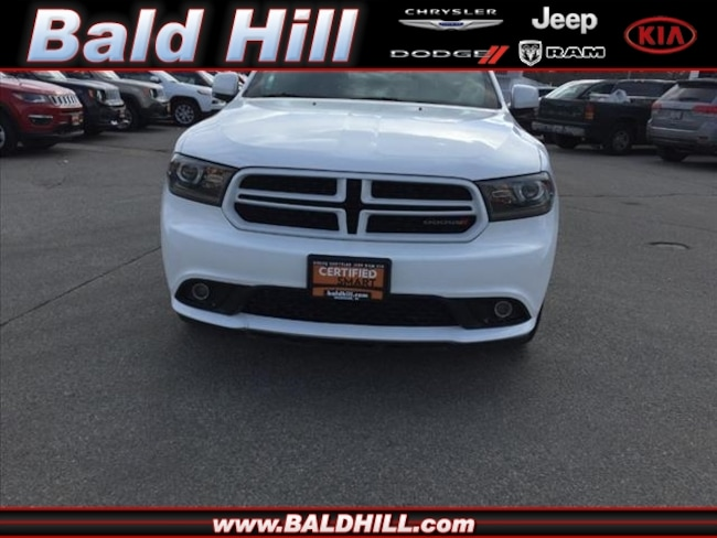 Certified Used 2015 Dodge Durango R/T SUV 8-Speed Shiftable Automatic 1C4SDJCT2FC703437 in Warwick