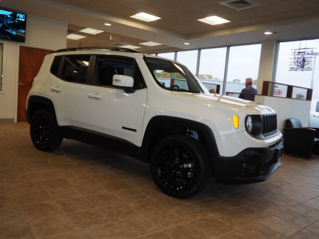 New 2018 Jeep Renegade ALTITUDE 4X4 for sale in Warwick ...