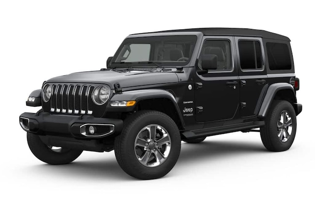 New 2019 Jeep Wrangler UNLIMITED SAHARA 4X4 Sport Utility in Warwick, RI