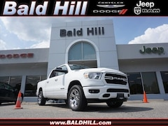 New 2019 Ram 1500 BIG HORN / LONE STAR CREW CAB 4X4 5'7 BOX Crew Cab in Warwick, RI