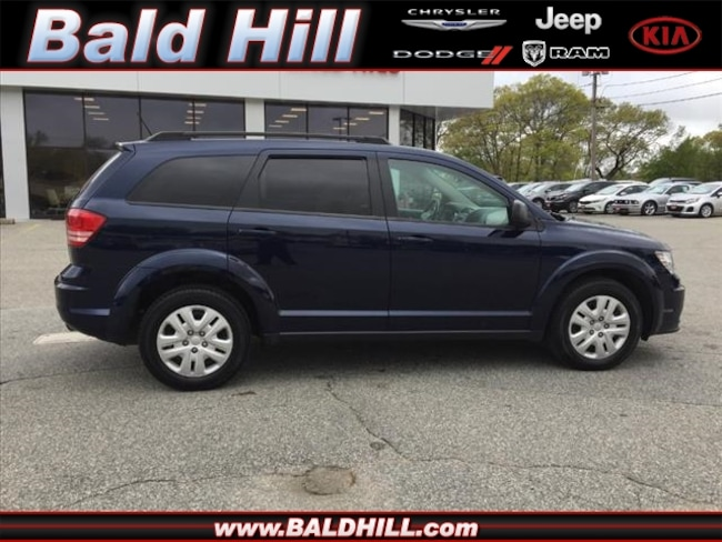 Certified Used 2017 Dodge Journey SE SUV Shiftable Automatic 3C4PDCAB6HT506502 in Warwick