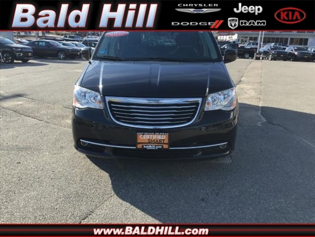 Certified Used 2015 Chrysler Town & Country Touring Van Shiftable Automatic 2C4RC1BG2FR505082 in Warwick