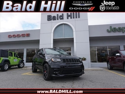 New 2019 Jeep Grand Cherokee SRT 4X4 for sale in Warwick, RI