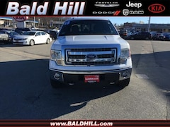 2013 Ford F-150 Truck SuperCrew Cab 6-Speed Automatic 1FTFW1EF3DFB71758