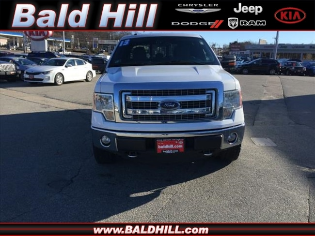 Used 2013 Ford F-150 Truck SuperCrew Cab 6-Speed Automatic 1FTFW1EF3DFB71758 in Warwick
