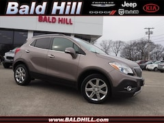 2014 Buick Encore Leather SUV Shiftable Automatic KL4CJGSB5EB741137