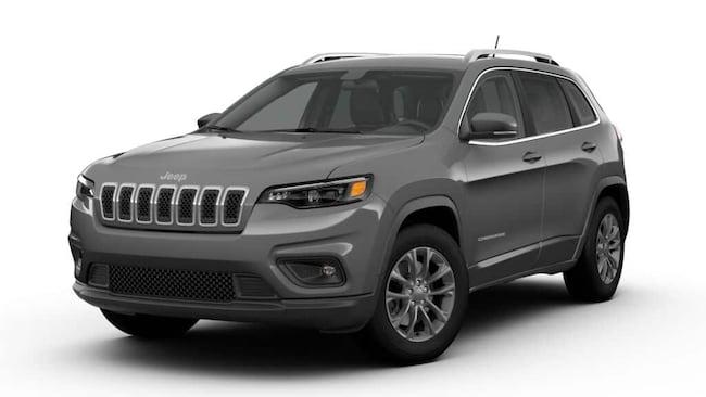 New 2019 Jeep Cherokee LATITUDE PLUS 4X4 Sport Utility in Warwick, RI