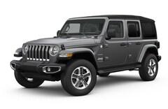 New 2018 Jeep Wrangler UNLIMITED SAHARA 4X4 Sport Utility in Warwick, RI