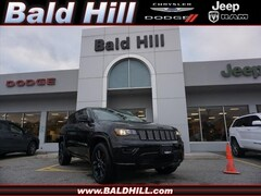 New 2019 Jeep Grand Cherokee ALTITUDE 4X4 Sport Utility in Warwick, RI
