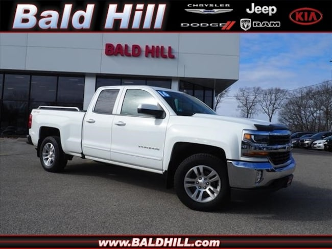 Used 2016 Chevrolet Silverado 1500 LT Truck Double Cab in Warwick