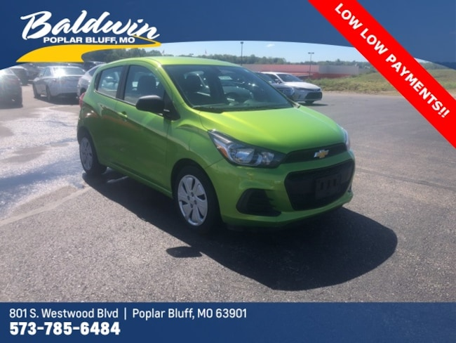 Used 2016 Chevrolet Spark For Sale At Baldwin Automotive Group Vin