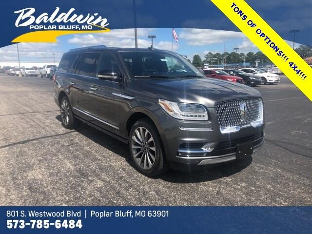 2018 Lincoln Navigator L Select SUV