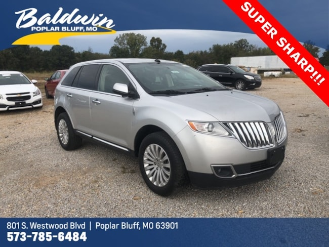 2013 Lincoln MKX Base SUV