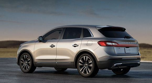 Lincoln Dealers near Slidell, LA Present the Well Advanced 2017 MKX