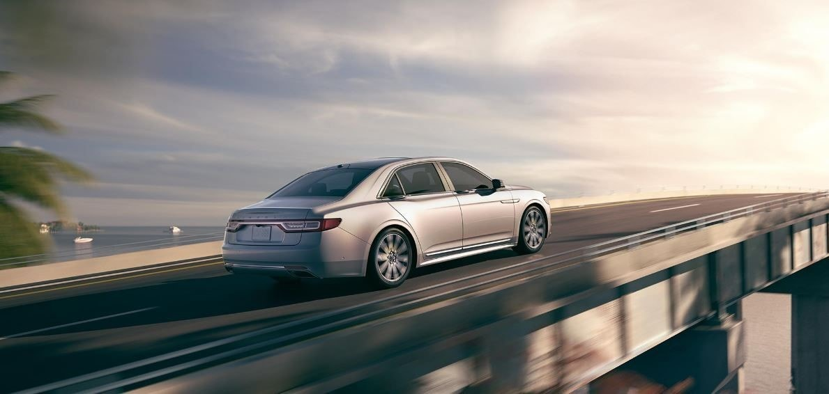 Lincoln Dealer Introduces the 2017 Lincoln Continental Near McComb, MS
