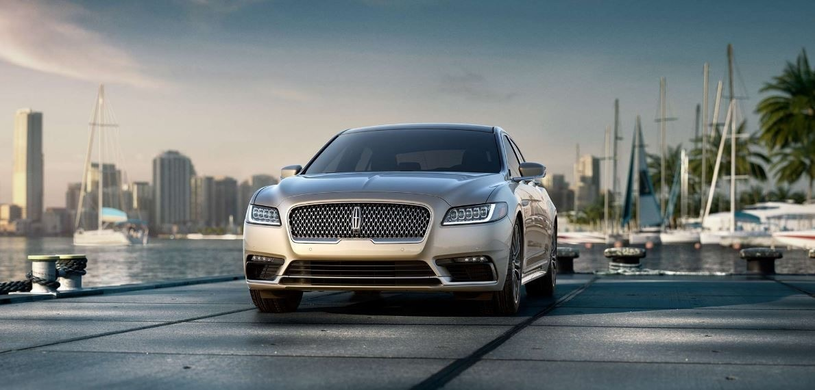 Lincoln Dealerships Serving McComb, MS Introduce the 2017 Continental
