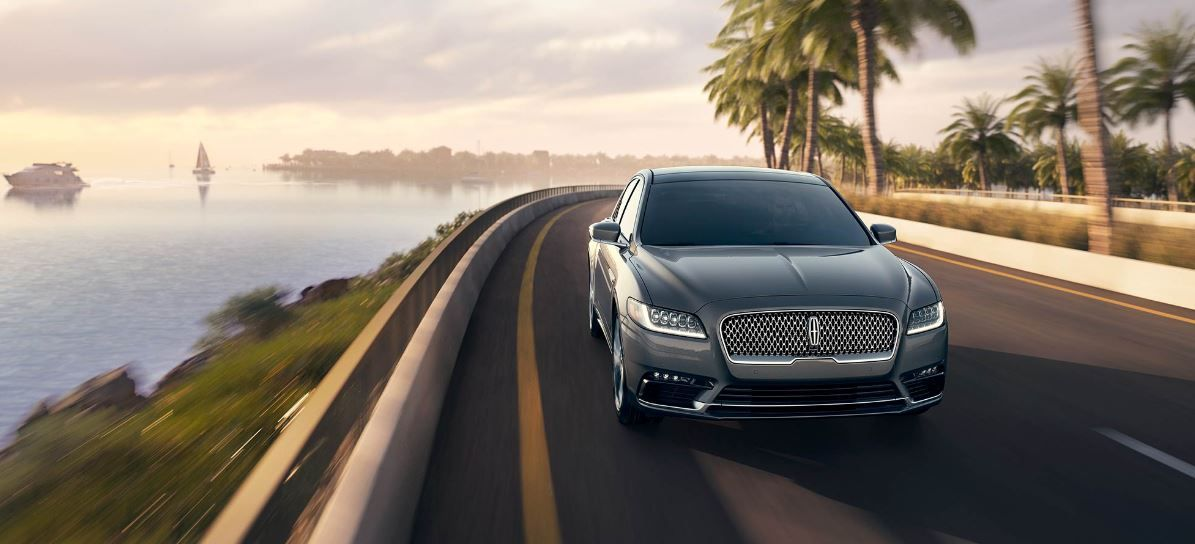 The 2017 Lincoln Continental From Dealerships Near New Orleans La