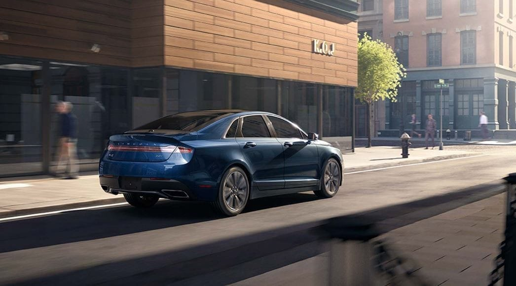 Dealerships near Pascagoula, MS Offer the Luxurious 2017 Lincoln MKZ