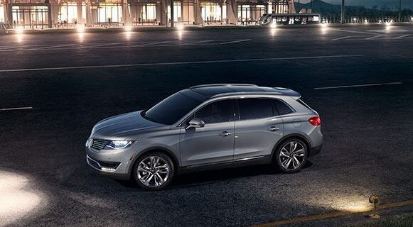 Dealerships near Slidell, LA Offer the Beautiful 2017 Lincoln MKX