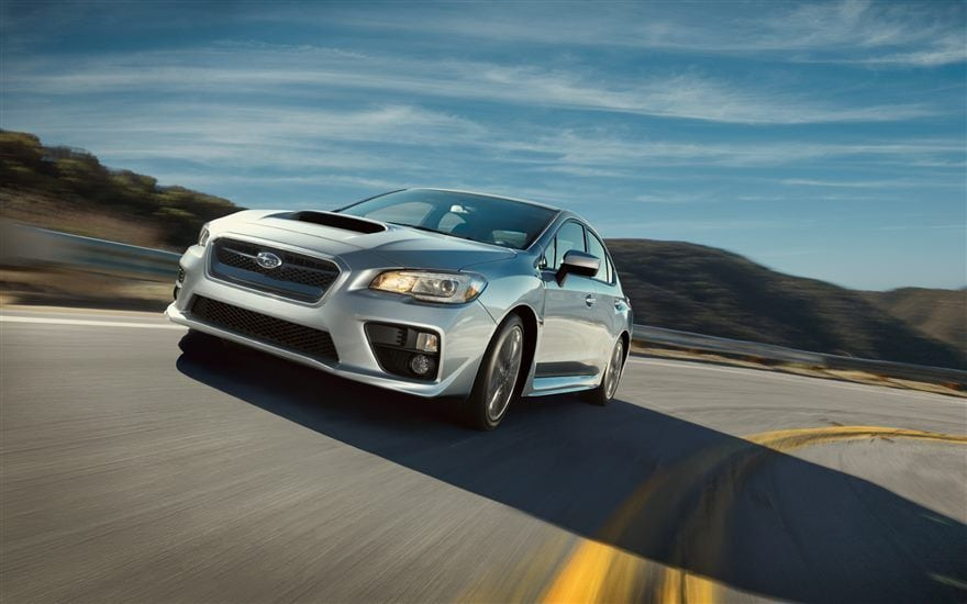 Subaru Dealerships Near Biloxi, MS Offer the 2017 WRX
