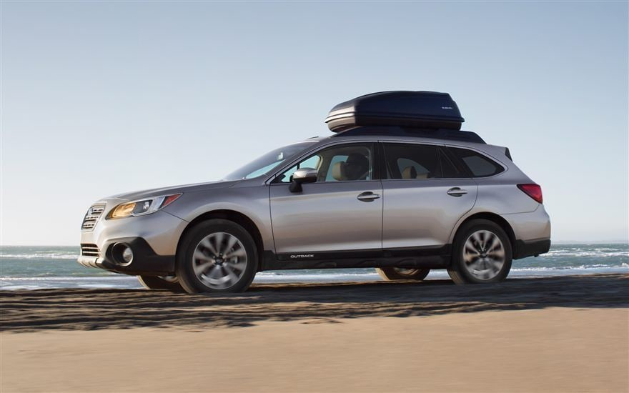 Subaru Dealers near Lafayette, LA Show the 2017 Outback