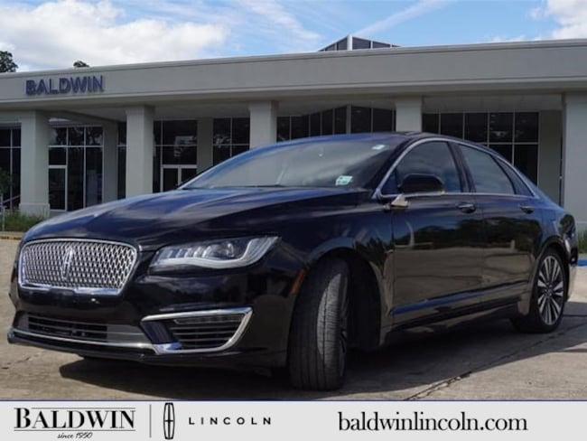 2017 Lincoln MKZ Select Select FWD