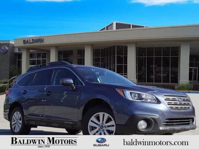 2017 Subaru Outback Premium 2.5i Premium