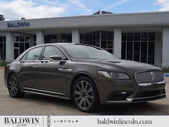 2017 Lincoln Continental Reserve Reserve FWD