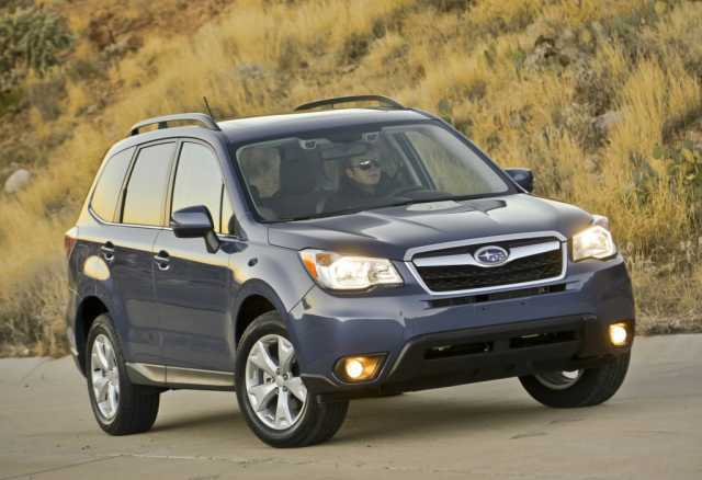The 2016 Subaru Forester in Gulfport, MS: Urban Friendly and