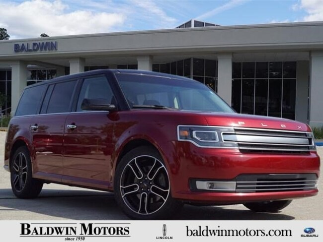 2013 Ford Flex Limited Limited FWD