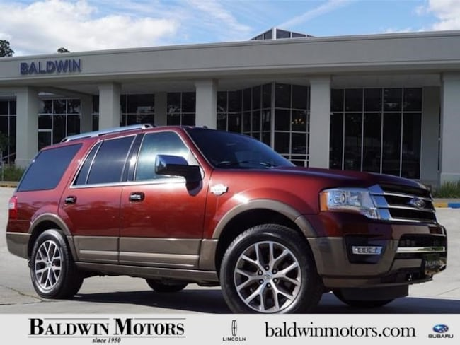 2015 Ford Expedition King Ranch 2WD  King Ranch