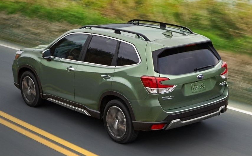 Changes And Improvements Made To The 2019 Subaru Forester In