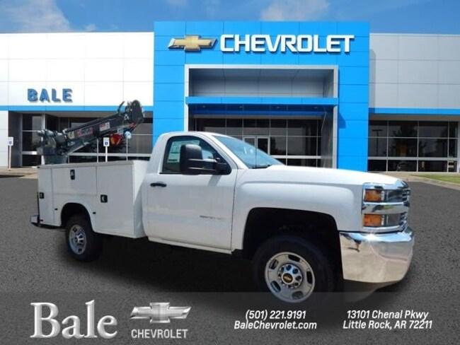 2018 Chevrolet Silverado 2500HD WT Truck Regular Cab