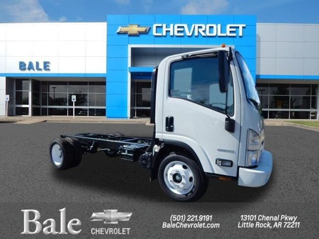 2018 Chevrolet 4500 LCF Gas 132.5