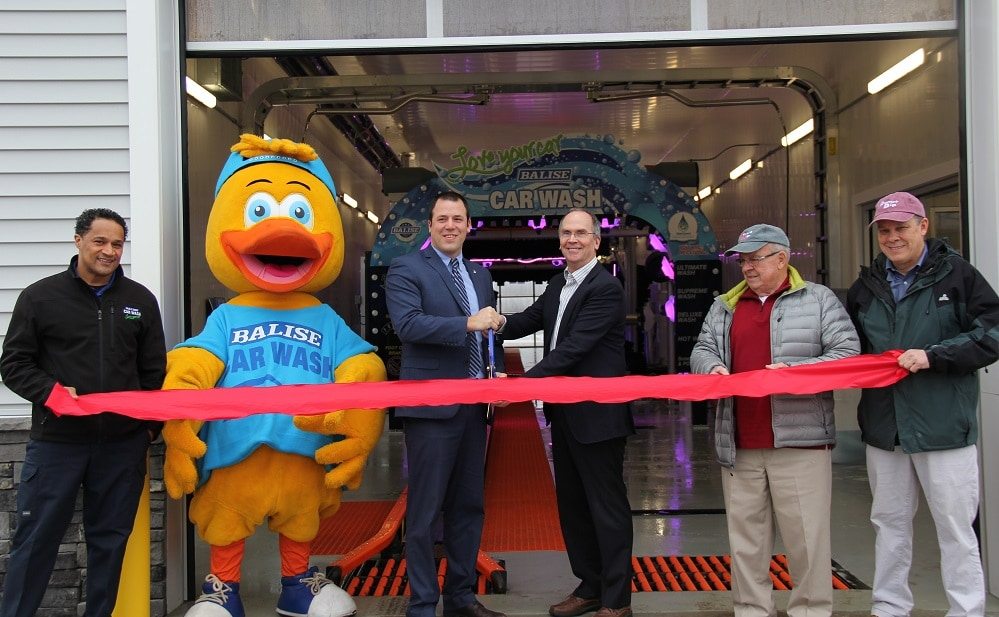 After Over A Year Of Hype, The Newest Balise Car Wash Location Is  Officially Open In West Springfield, MA On Wayside Avenue. The Buzz Around  The Opening Has ...